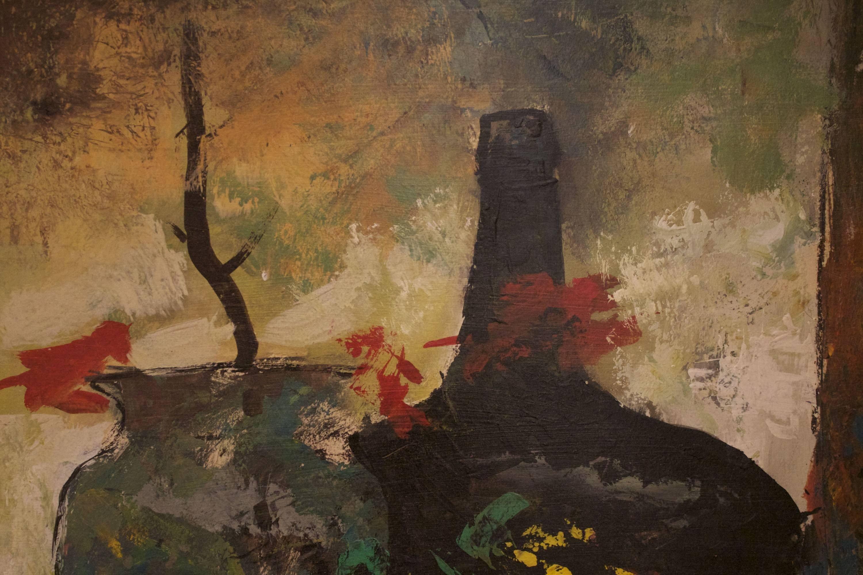 Carl frederick gaertner still life with vases and glass jug artist reviewsmspy