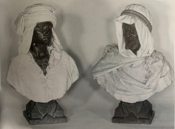 Sheik Benaly Ben Ladiar and Ale-y-dah by Pietro Calvi