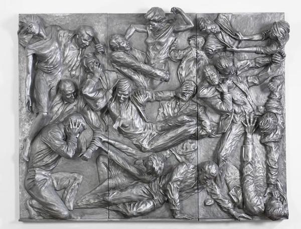 Corporate Wars: Walls of Influence by Robert Longo