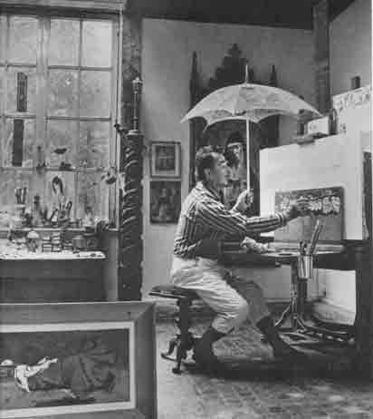 Photograph of Louis Bosa