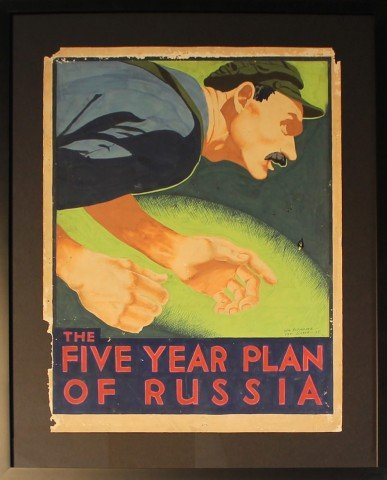 The Five Year Plan of Russia