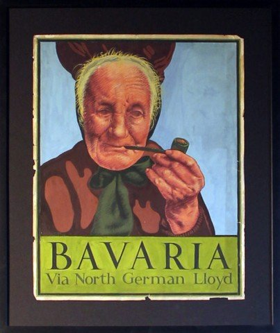 Bavaria via North German Lloyd