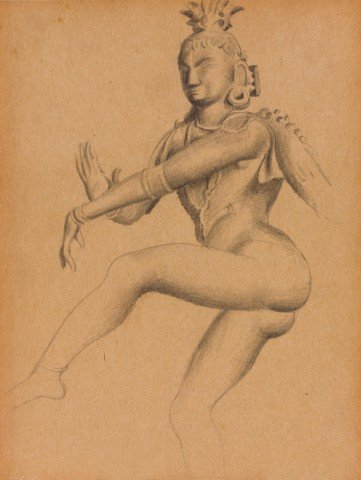 Cambodian Figure