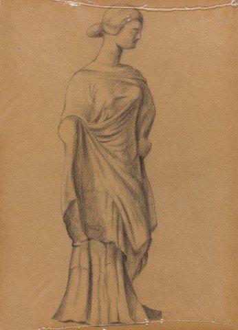 Terra Cotta Figure from Magna Graecia