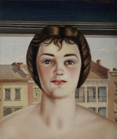 Mary Anne Moore by Clarence Holbrook Carter