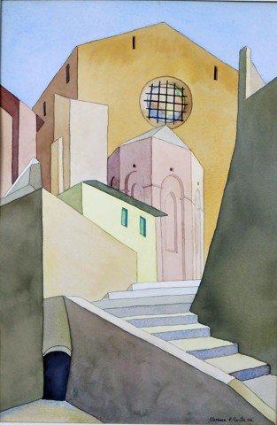 Siena Steps