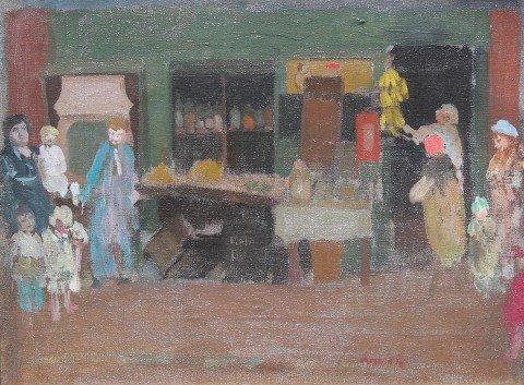 Sidewalk Market