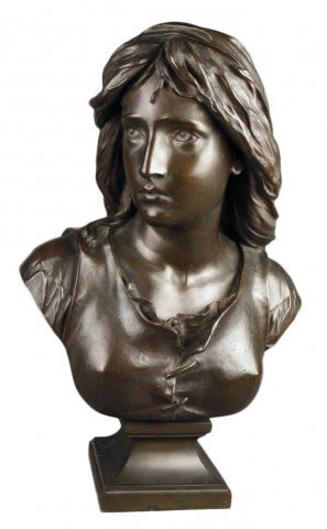 Bust of Mignon