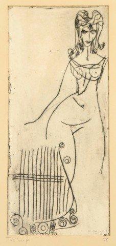 The Harp by M.Gasko