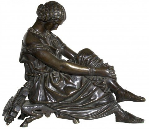 The Seated Sappho