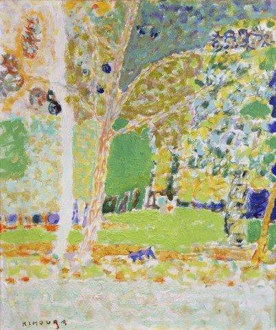 Bois de Boulogne by Tshuta Kimura