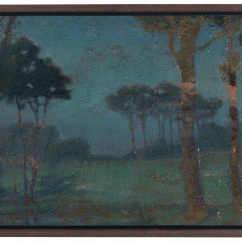 M. Vern Breitmayer - California Landscape