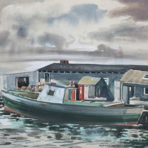 49 Alfred Howell - Fishing Boats