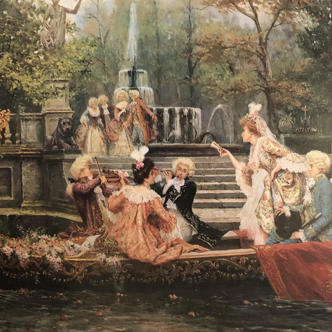Lorenzo Cecconi - An Afternoon Idyll