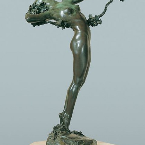 Harriet Whitney Frishmuth - The Vine, 1921