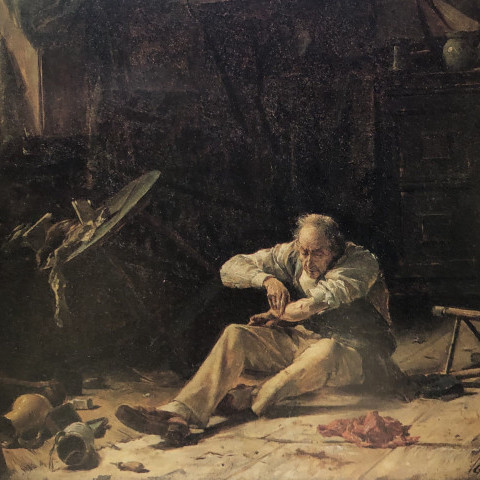 Gerard Jozef Portielje - The Bird Fancier