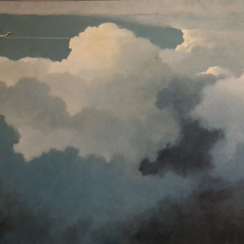 Eric Sloane - Plane