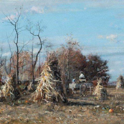 Harvest by Adam Lehr