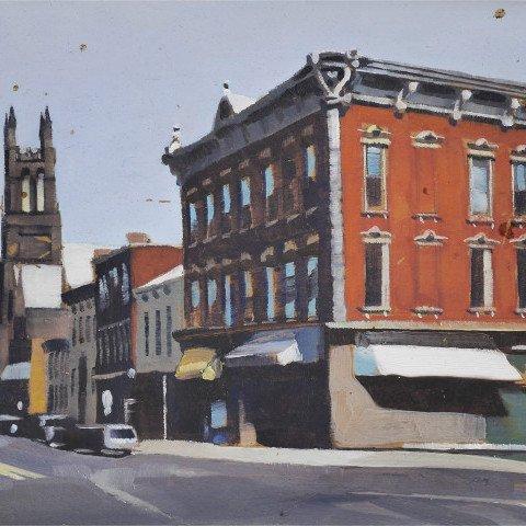 New Brunswick, NJ by Andrew Lenaghan