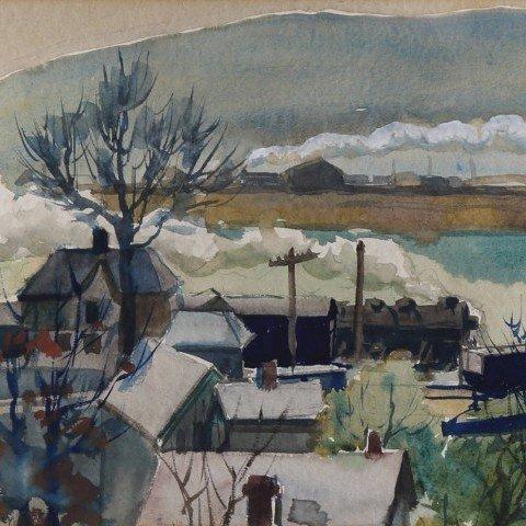Lawrence Blazey - Industrial Landscape
