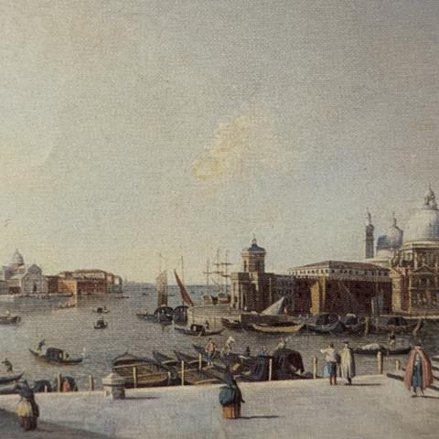 Venice by Giovanni Antonio Canaletto