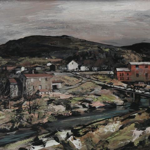 Rock Creek by Carl Frederick Gaertner