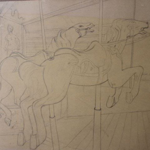 Carousel, study