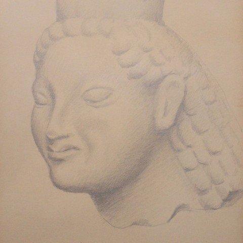 Archaic Greek Kouros