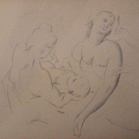 Venetian sketch