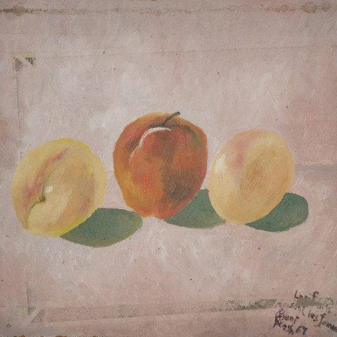 Les Fruits Sort Les Femmes by Beni E. Kosh (Charles Elmer Harris)