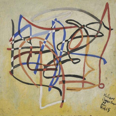 Nuit Avec l'Homme rouge #9 by Beni E. Kosh (Charles Elmer Harris)