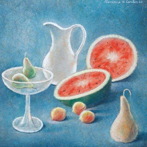 Still life Acrylic on Scintilla Painting:
