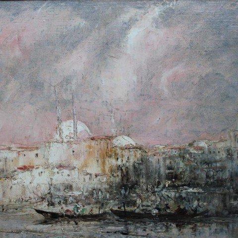 Edouard-Jacques Dufeu - Constantinople