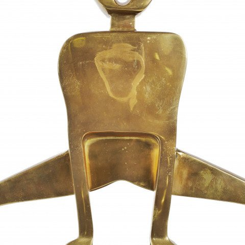 Dolbi Cashier - Contemporary Gymnast Form Sculpture, 20th Century