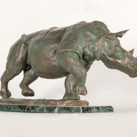 Donald Greig - Black Rhino