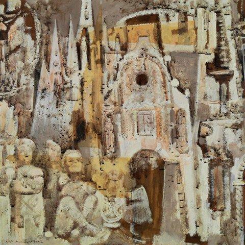 Religia - Mexico by Peter Paul Dubaniewicz