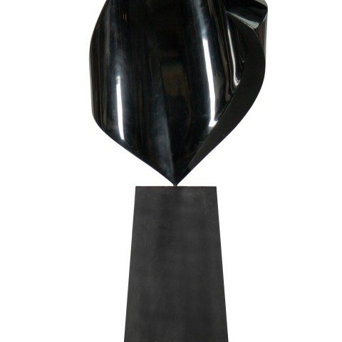 Abstract Metal Sculpture: