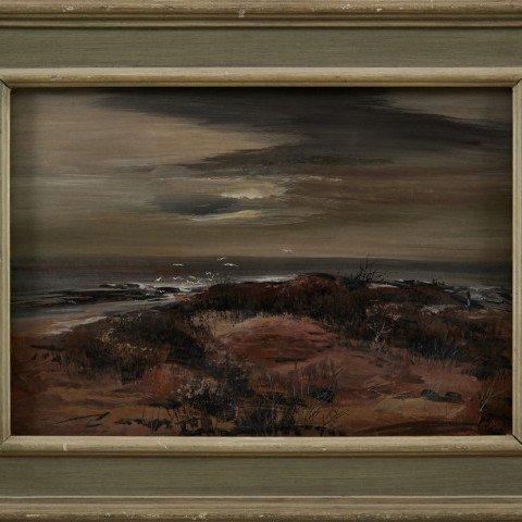 Cape Cod Dunes by Carl Frederick Gaertner