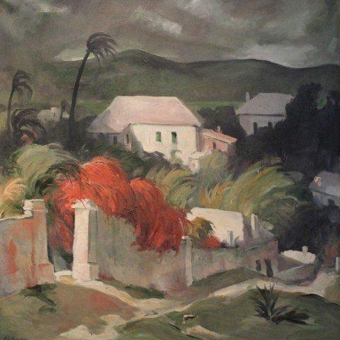 The Storm, Bermuda