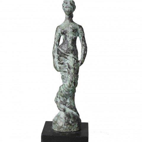 Hannah Small (American, 1903-1992) - Draped Figure