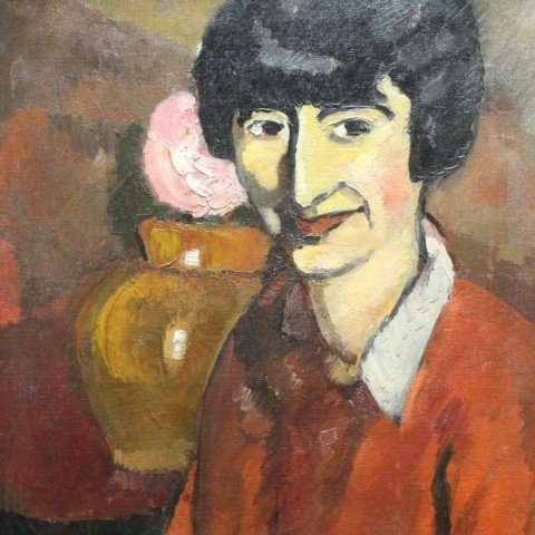 Harald Zaki - Alice B. Toklas - 1926