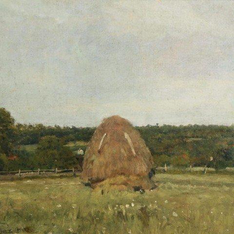 Haystack, Hyde Park, Massachusetts