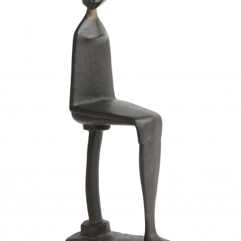 Ken Glenn - Seated Woman, 1966