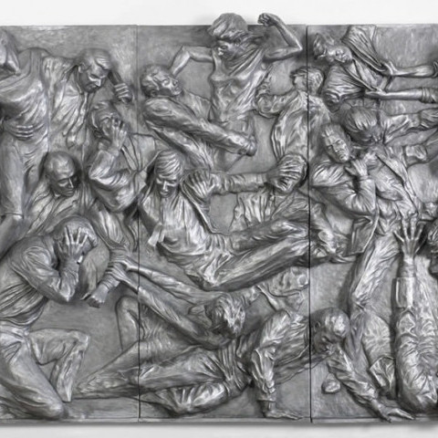 Corporate Wars: Walls of Influence by Robert Longo