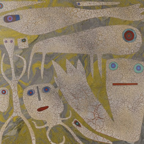 Untitled II by Marvin Jones