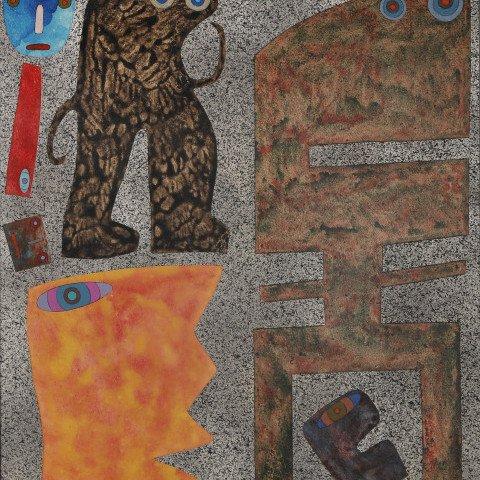 Untitled III by Marvin Jones