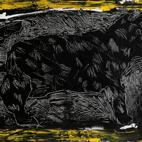 Dog Alley by Ken Nevadomi