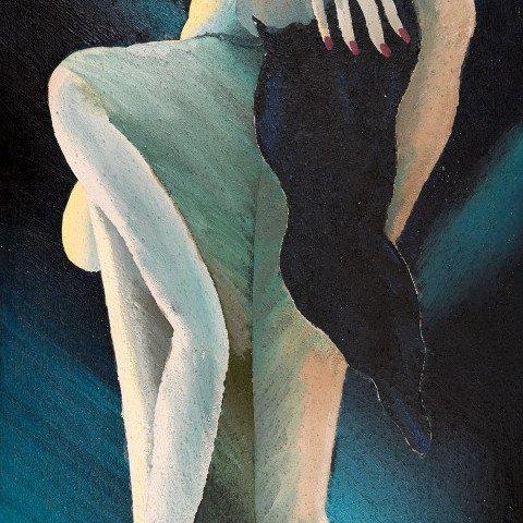 Nude by Ken Nevadomi
