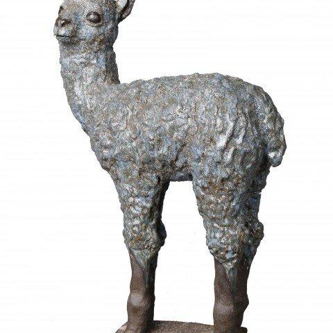 Animal Ceramic Sculpture: