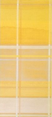 Kenneth Noland - Untitled (plaid), 1975-76